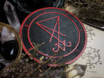 Sigil Lucifer - Altar Pentacle - Color