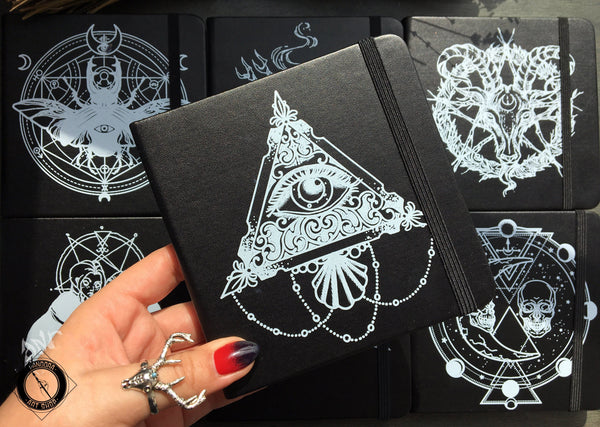 Sketchbook - Sketchbook - All Seeing Eye