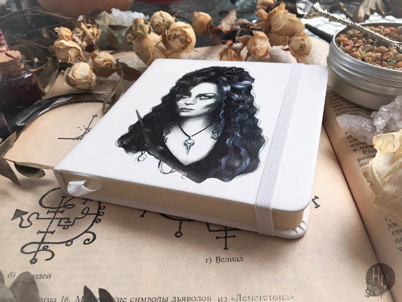 Sketchbook - Sketchbook -  Bellatrix