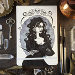 Sketchbook - Sketchbook - Bellatrix Lestrange