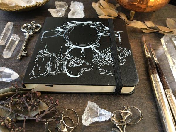Sketchbook - Sketchbook - Divination Spell