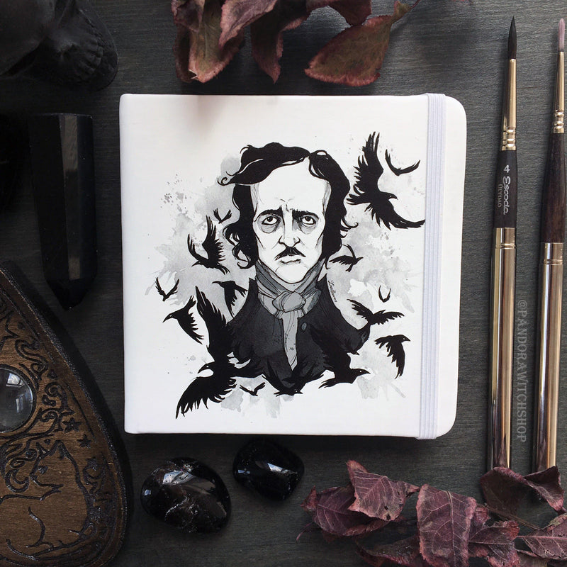 Sketchbook - Sketchbook - Edgar Allan Poe