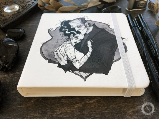 Sketchbook - Sketchbook - Frankenstein's Monsters