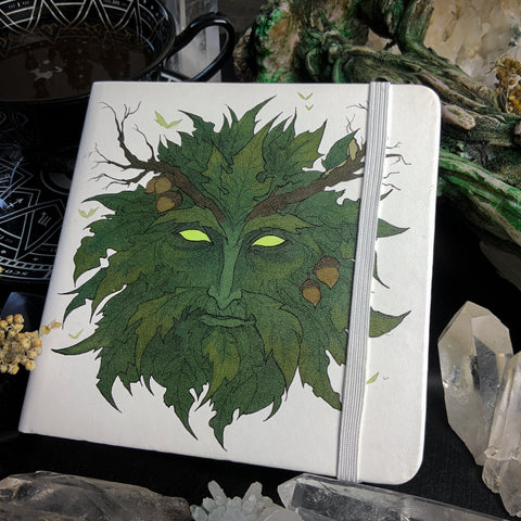Sketchbook - Sketchbook - Green Man