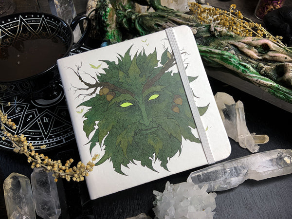 Sketchbook - Green Man