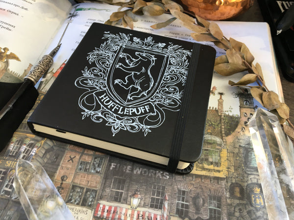 Sketchbook - Sketchbook - Hufflepuff