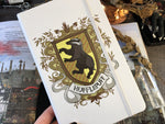 Sketchbook - Sketchbook - Hufflepuff White