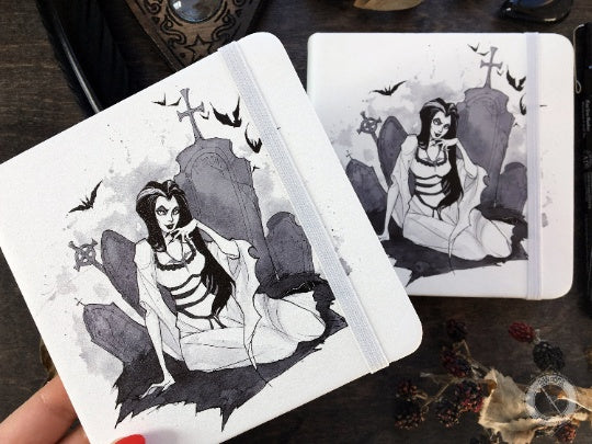 Sketchbook - Sketchbook -  Lily Munster