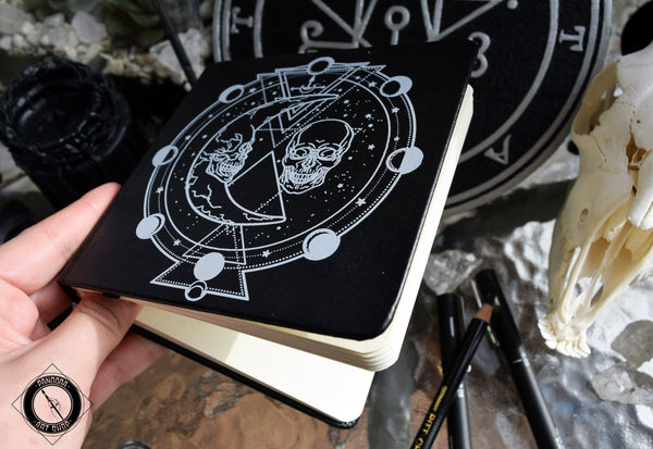Sketchbook - Sketchbook - Moon Skull