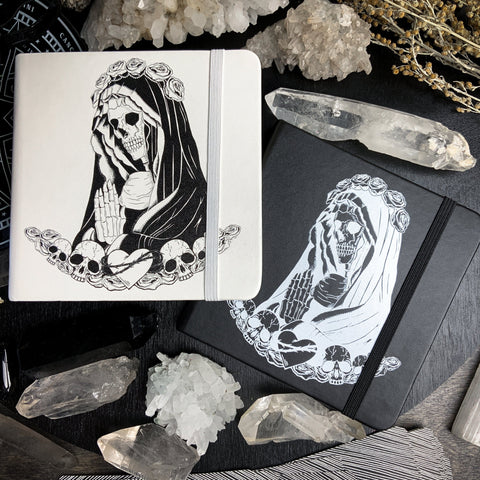 Sketchbook - Sketchbook -  Santa Muerte