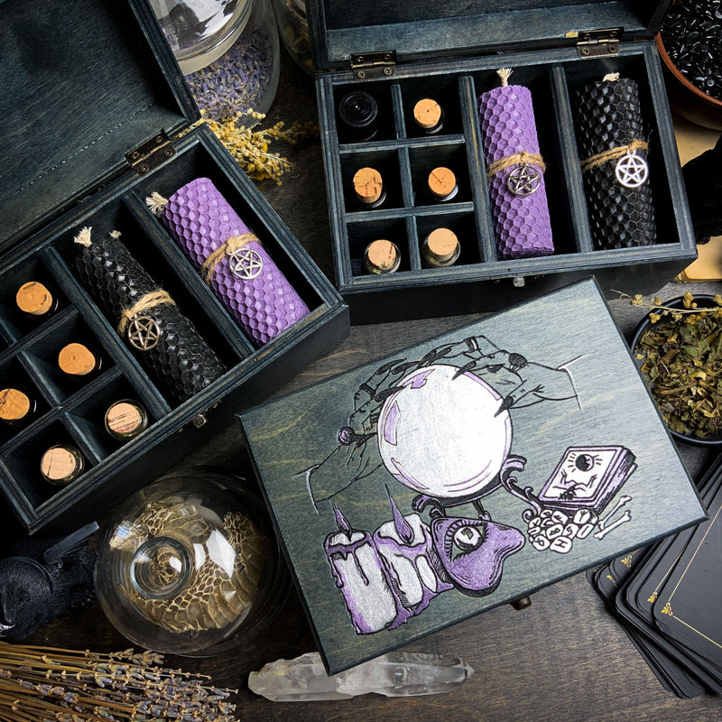 Divination Spell - Witch Kit