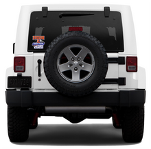 Load image into Gallery viewer, Senior Strong Vehicle Window Decal