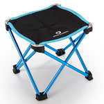Portable Foldable Folding DIY Table Chair Desk Camping BBQ Hiking Traveling Outdoor Picnic 7075 Aluminium Alloy Ultra-light M L