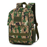 Men's Tactical Army Camouflage Sports Military Mini Back pack For Women Molle Bags  Leisure Multifunctional Training Backpack