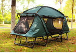 Hot Sale Automatic Smart Tent Off Ground Tent Above Ground WaterProof Outdoor Folding Camping Bed Tent,CZ-830B Camping Bed Tent