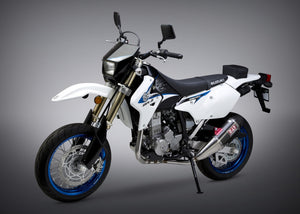 Yoshimura DR-Z400S/SM 2000-19 SIGNATURE RS-4 FS SS-CF-CF DUAL