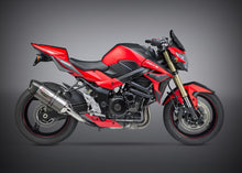Load image into Gallery viewer, Yoshimura exhaust GSX-S750/Z 2015-16 Signature ALPHA SO SS-SS-CF