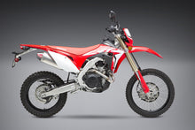 Load image into Gallery viewer, Yoshimura exhaust CRF450L/X 2019 Race RS-4 FS SS-AL-CF International Models Only