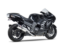 Load image into Gallery viewer, Yoshimura exhaust KAWASAKI ZX-14R 2012-19 RACE R-77 SO SS-SS-CF DUAL