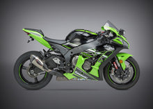 Load image into Gallery viewer, Yoshimura ZX-10R/RR 12-20 ALPHA T SLIP-ON TITANIUM EXHAUST, W/ TITANIUM MUFFLER