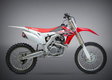 Load image into Gallery viewer, Yoshimura exhaust CRF450R 2015-16 Signature RS-9E FS Ti-Ti-CF Dual