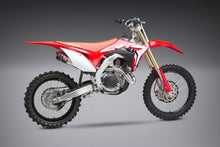 Load image into Gallery viewer, Yoshimura CRF450R/RX 17-20 RS-9T STAINLESS FULL EXHAUST 225840R520