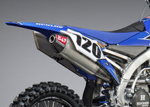 Load image into Gallery viewer, Yoshimura exhaust YZ450F 2014-17 Signature RS-4 FS SS-AL-CF