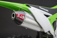 Load image into Gallery viewer, Yoshimura exhaust KX450F 2016-18 Signature RS-4E FS SS-AL-CF