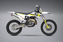 Load image into Gallery viewer, Yoshimura exhaust 450SX-F / Husq FC450 2019 Signature RS-4 SO SS-AL-CF