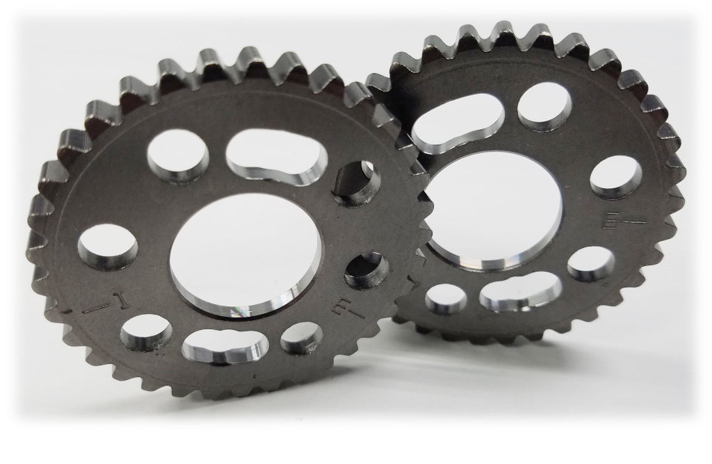 Graves motosports R6 Slotted Cam Sprockets 2006-2017