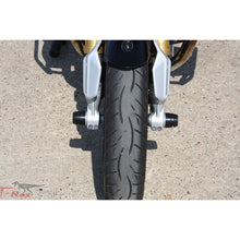 Load image into Gallery viewer, T-rex 2014 - 2016 BMW R nine T Engine Frame Sliders Front & Rear Axle Sliders