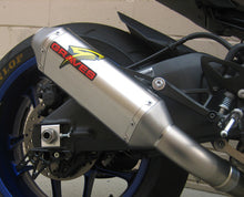 Load image into Gallery viewer, Graves R1 15-19 Cat Eliminator Titanium Exhaust 265mm silencer