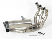 Load image into Gallery viewer, Graves Motorsports Yamaha FZ09 FJ09 XSR900 Full Titanium Exhaust System FTT