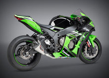 Load image into Gallery viewer, Yoshimura ZX-10R/RR 16-20 RACE ALPHA T 3/4 EXHAUST, W/ TITANIUM MUFFLER