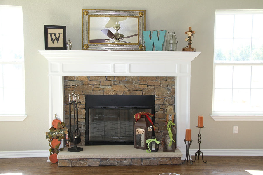 Could there be Asbestos Containing Materials in or Around your Fireplace?