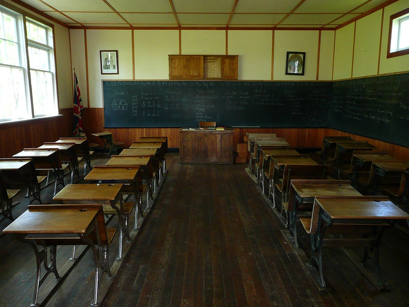 Asbestos in Classrooms is Killing Teachers and Pupils