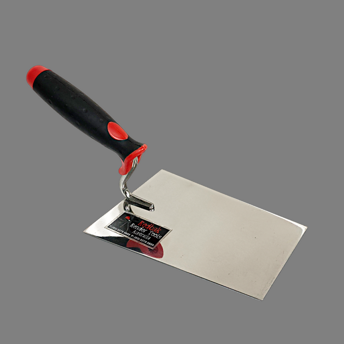 712207 Bricklayers S/S Bucket Trowel-render/plaster-RedBak International