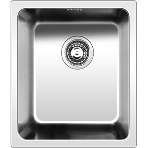 THAMES Series Kitchen Sink TMP910DD Single Bowl-sink-RedBak International