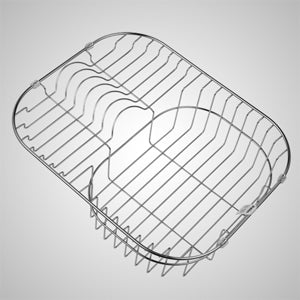 FB220AA - Stainless Steel Wire Basket-Accessory-RedBak International