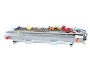 GB-220 Counter Top Stainless Steel (LPG Gas) Smokeless Barbecue Oven-RedBak International