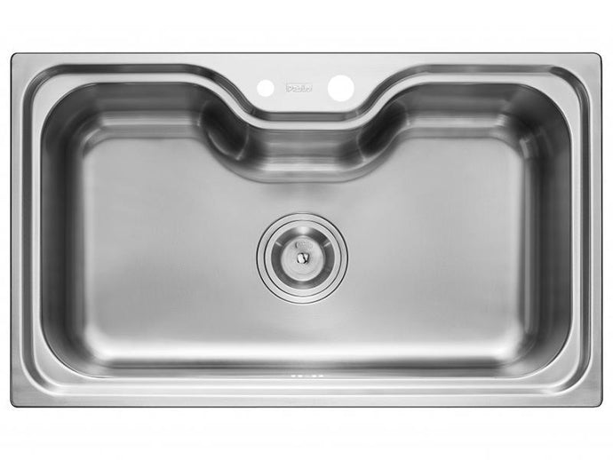 LANGE Series LGP810CC Stainless Steel Single Bowl Sink-sink-RedBak International