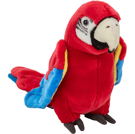 Plan L Red Macaw