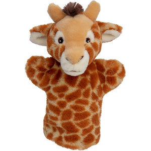 Load image into Gallery viewer, Hand Puppet Giraffe