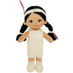 Doll Native American Girl