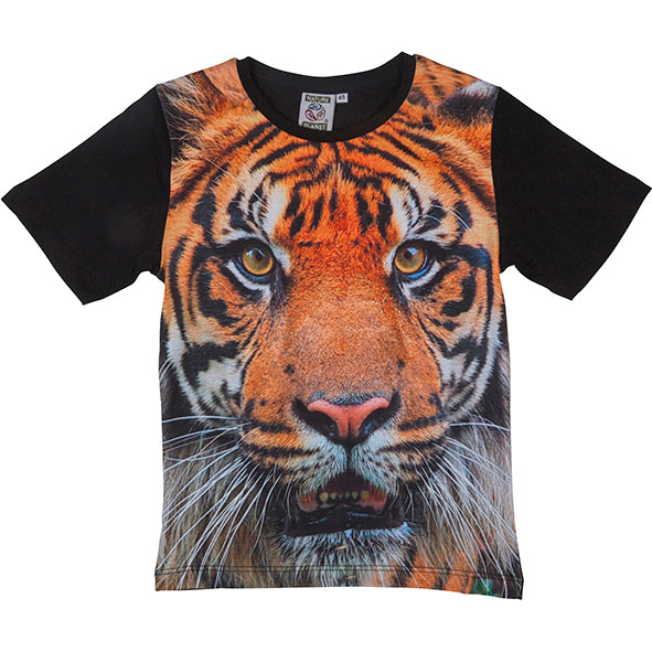T-shirt Tiger 4-5 Years