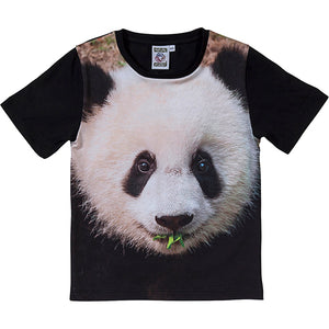 Load image into Gallery viewer, T-shirt Panda 4-5 Years
