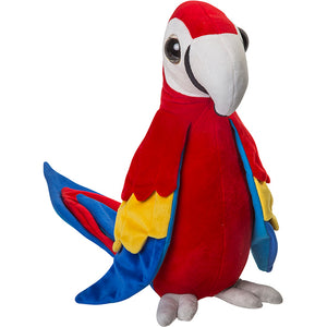 Bongoland Red Macaw