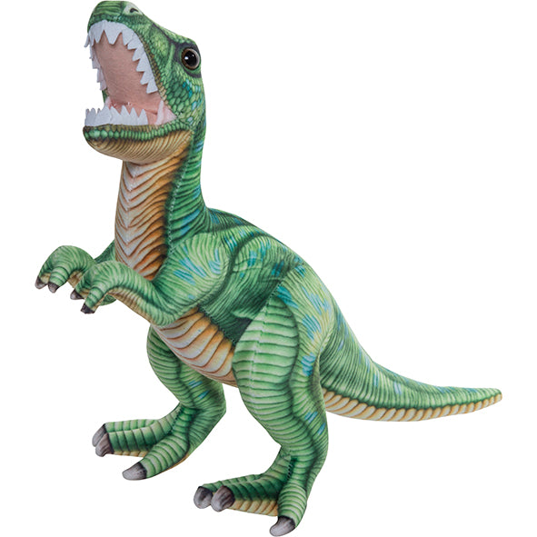 Load image into Gallery viewer, Dino Printed L T-Rex