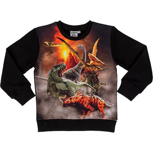 Sweatshirt Dinosaur 2-3 Years