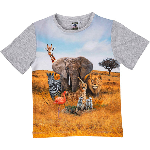 T-shirt savanne 2-3 �r
